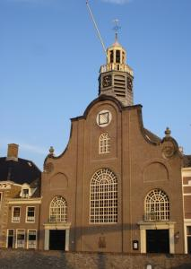 Pelgrimsvaderskerk, Rotterdam Delfshaven