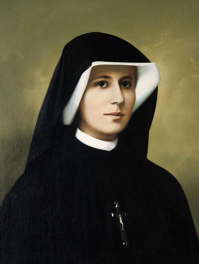 English: Saint Faustina Polski: Św. Faustyna K...