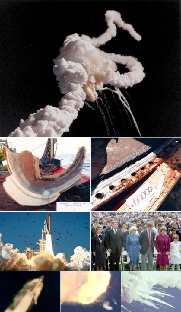 Space Shuttle Challenger disaster - Wikiwand