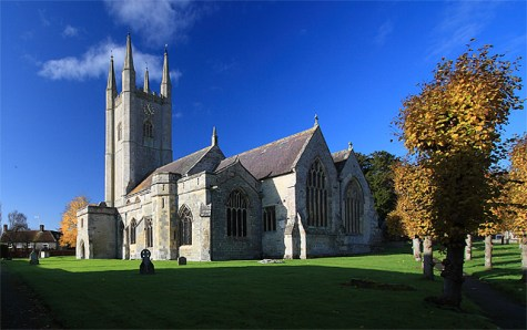 Parish Church of St Michael The Archangel - Mere