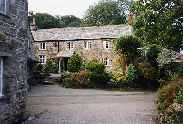 Photo of St Breward: Coombe Mill