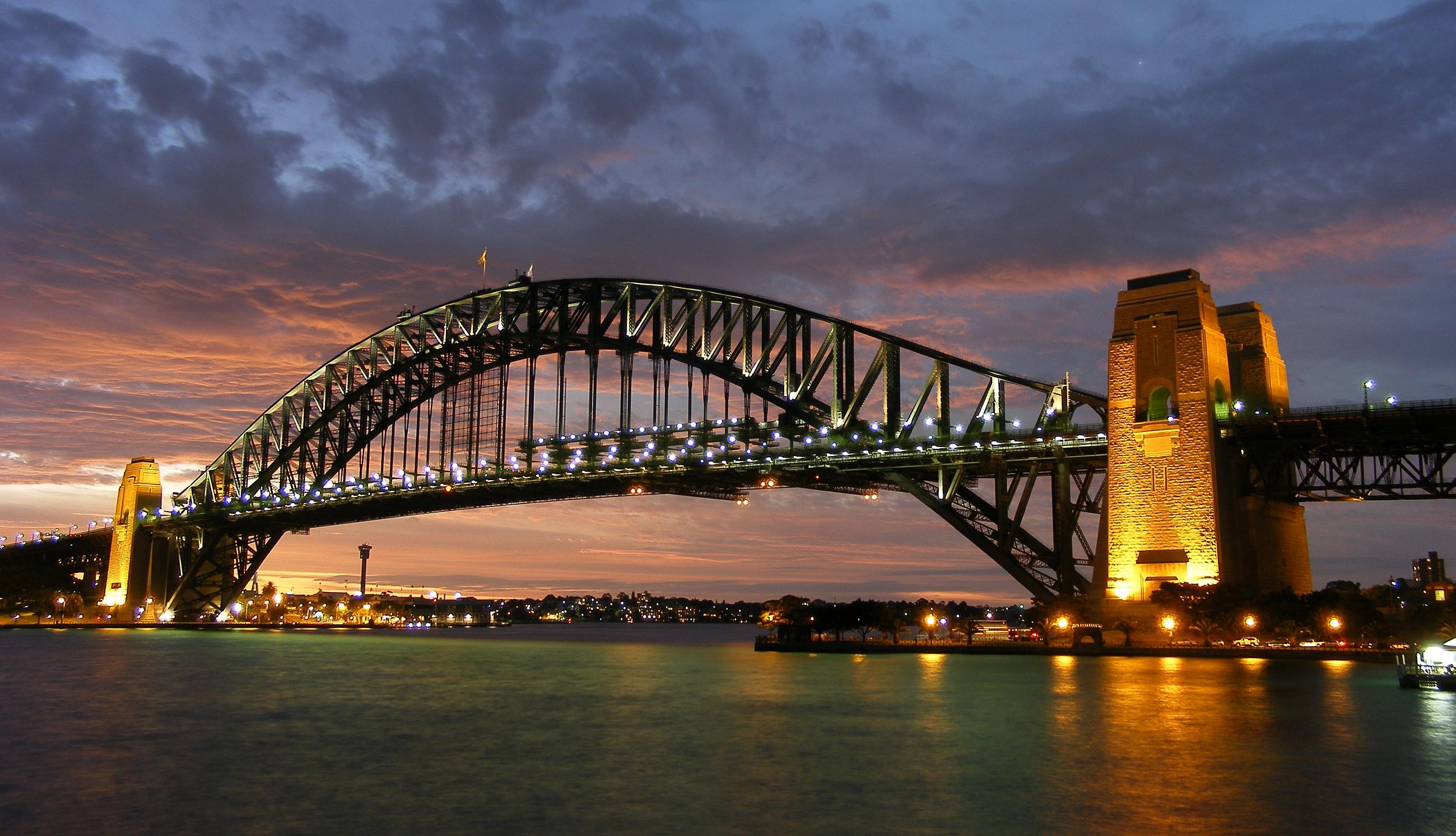 harbour bride sydney