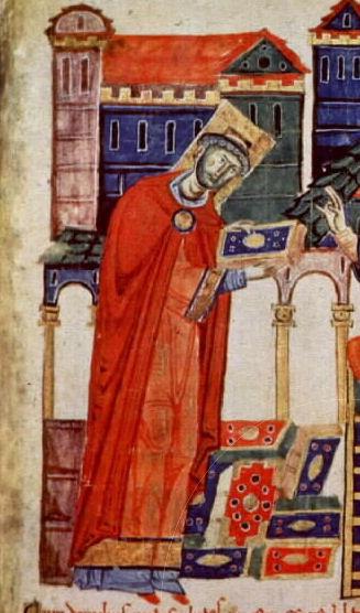 File:Victor III. - Desiderius of Montecassino.jpg