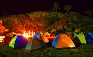 Ali Bedni Camping