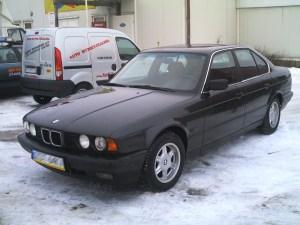 BMW E34  Wikipedia, la enciclopedia libre