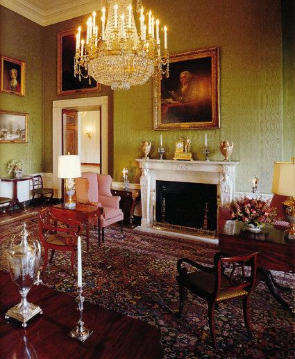 Green Room White House Wikipedia
