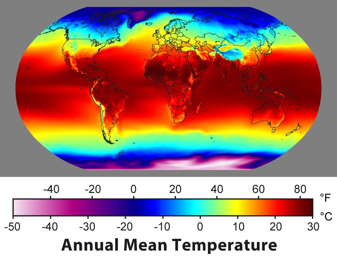 درجة حرارة ويكيبيديا