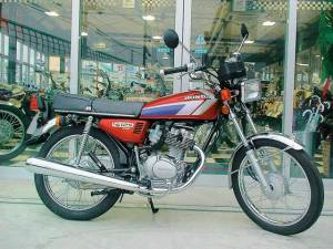 Honda CG125  Wikipedia