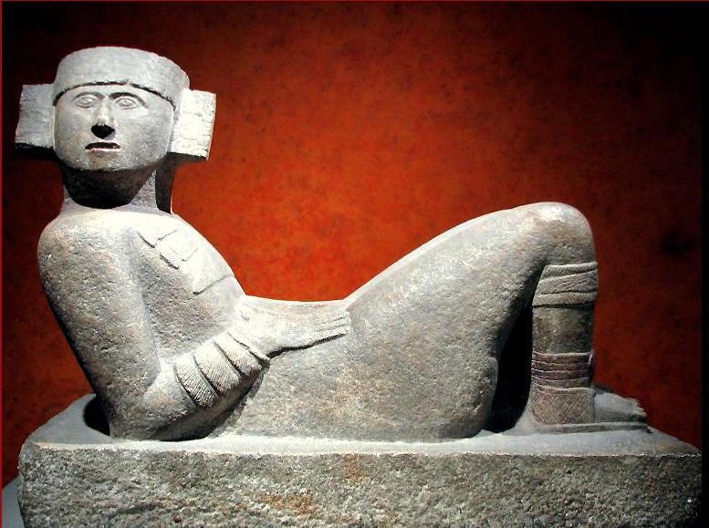 Maya Chac Mool