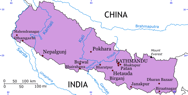 Ficheiro:Nepal map.png