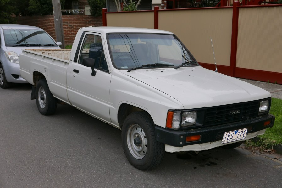1976 volkswagen cars » Toyota Hilux   Wikipedia Overview