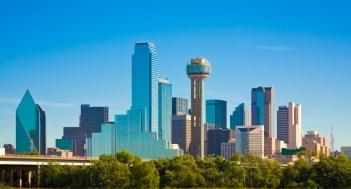 dallas texas job growth
