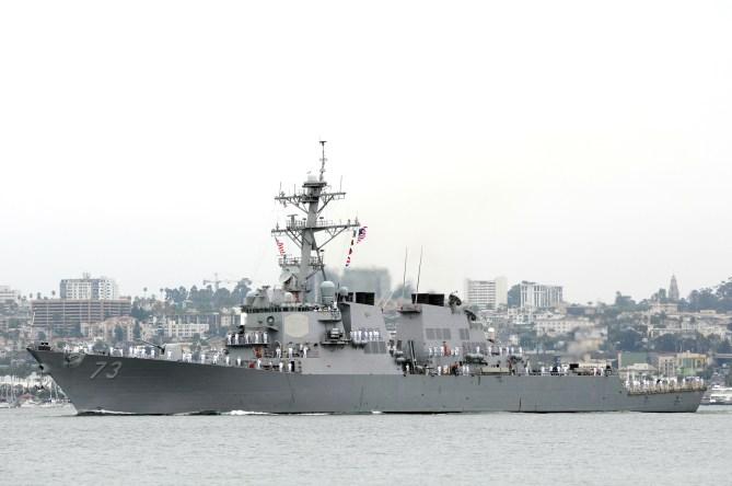 Image result for USS Decatur (DDG 73)