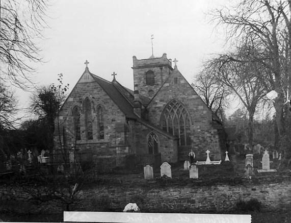 File:The church, Westbury (Salop) NLW3361568.jpg - Wikimedia Commons
