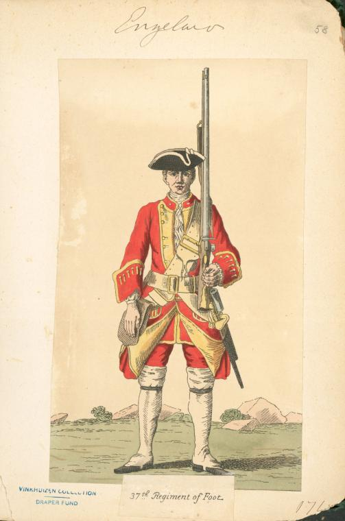 37th Regiment of Foot
