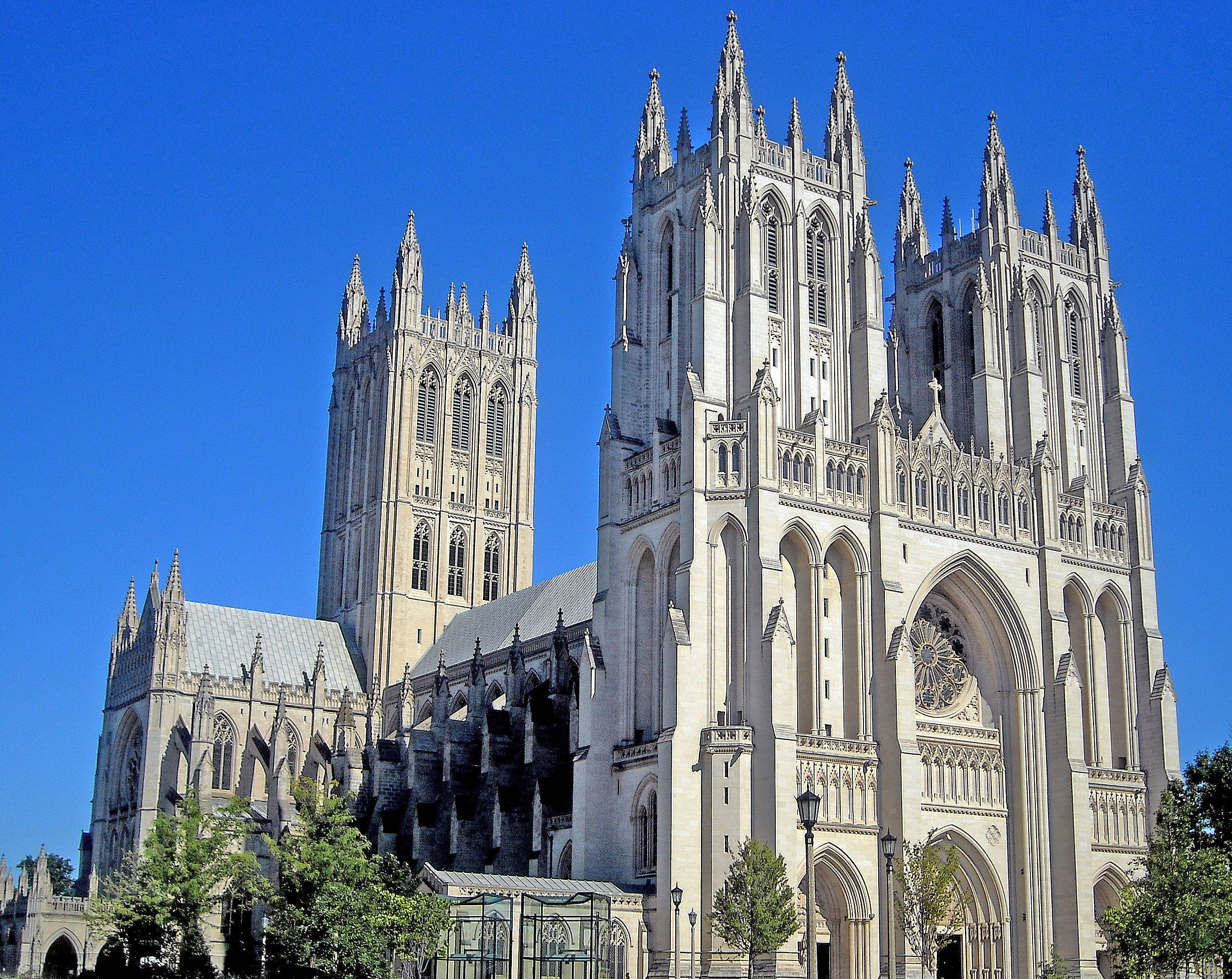 Image result for WASHINGTON NATIONAL CATHEDRAL