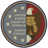 Seal of the 8th Circuit Court of Appeals