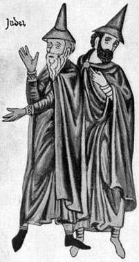 German Jews of the thirteenth century. From He...