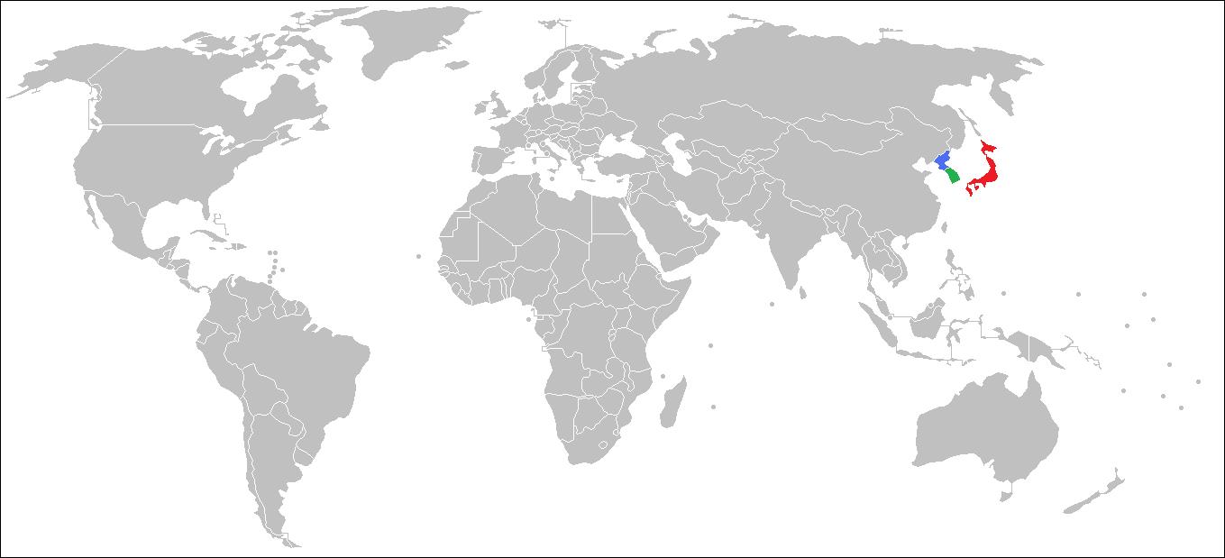 History Of Japan Korea Relations Wikipedia