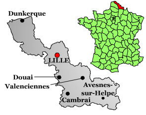 lille map