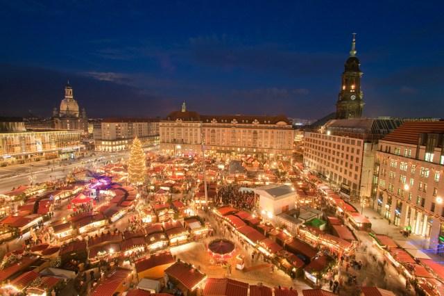 Striezelmarkt Dresden, Christmas market