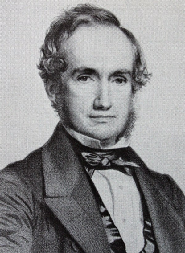 William Henry Harvey - Wikidata