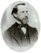 Henry Nestlé, 1800s.