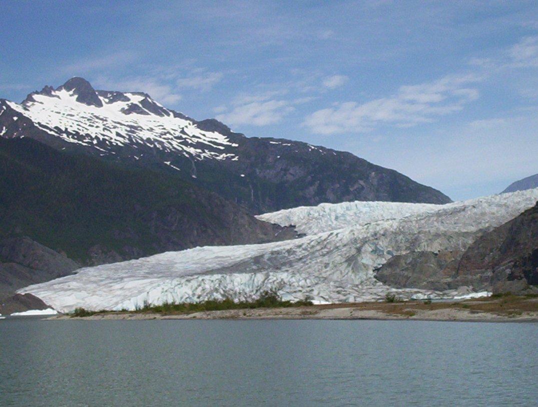 Glaciação no Alasca