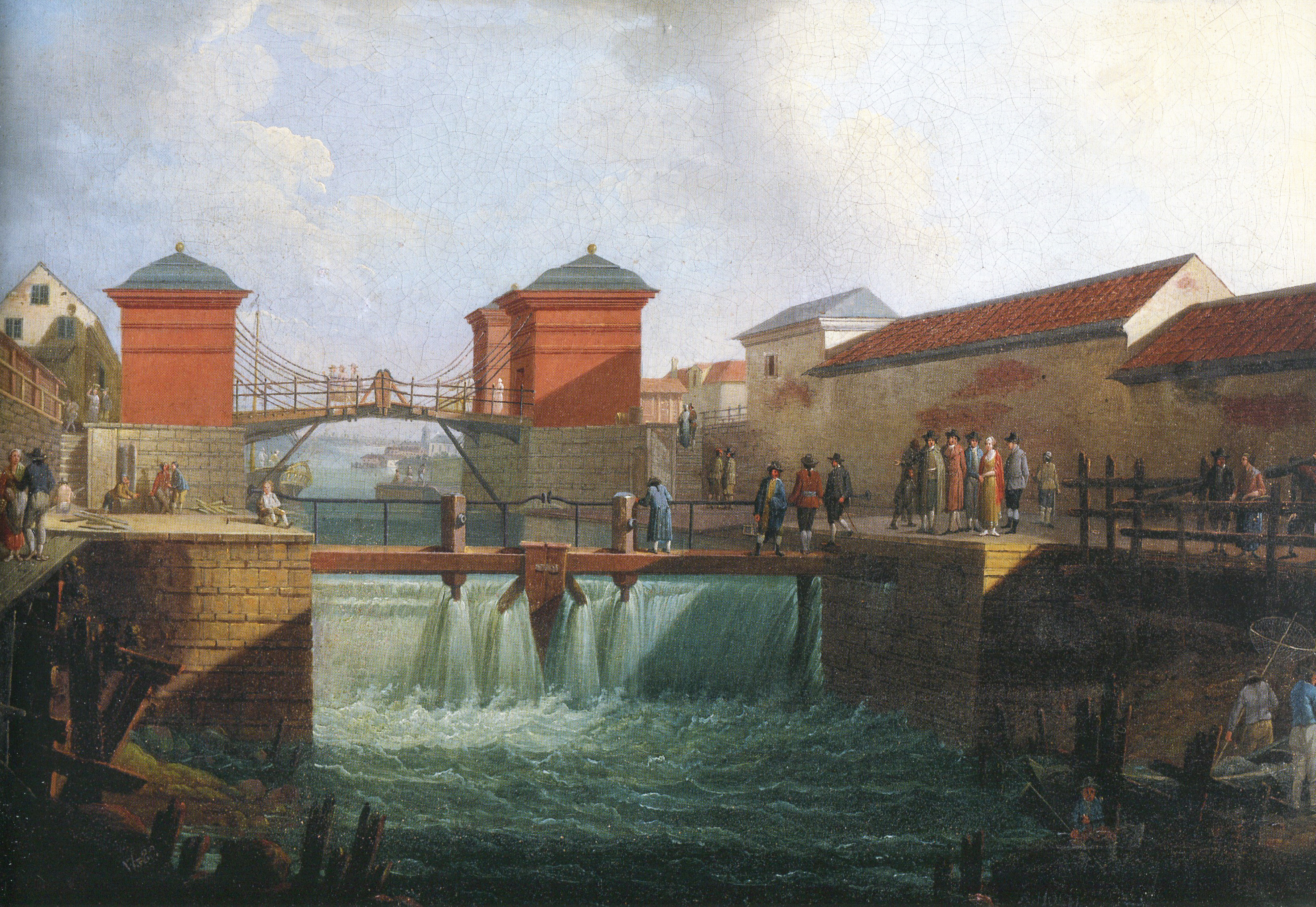 File:Polhems sluss Anders Holm 1780.jpg