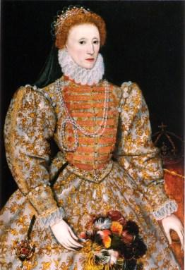 Image result for Elizabeth I