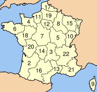 Organización territorial metropolitana