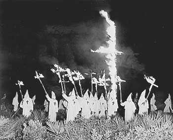 Klan-in-gainesville