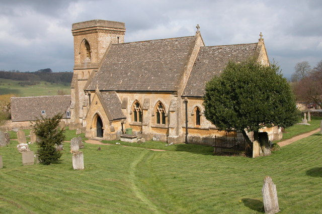 St. Barnabas Church, Snowshill