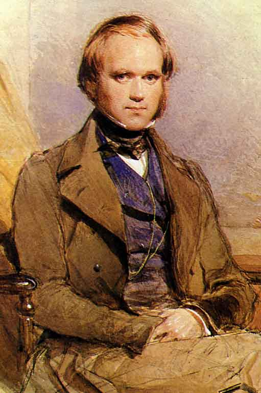 While still a young man, Charles Darwin joined the scientific elite