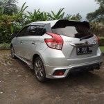 File 2016 Toyota Yaris 1 5 Trd Sportivo Rear Ciater Subang Jpg Wikipedia