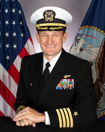 Naval Officer On Captain Crozier #VetsForTrump