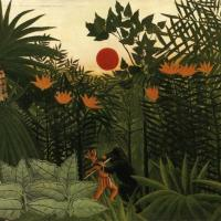 Primitivism and Naïve Art by Henri Rousseau