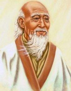 Painting of Laozi