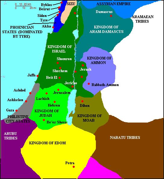 Levant 830