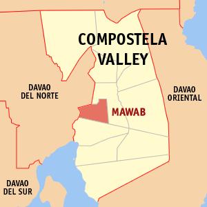 Mawab, Compostela Valley - Wikipedia