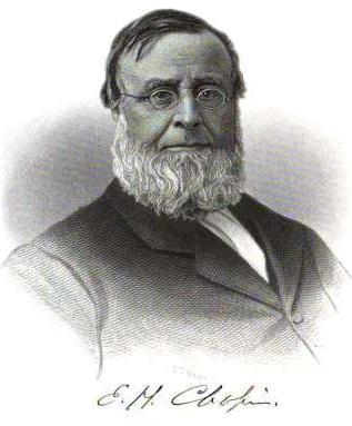 English: Edwin Hubbel Chapin, 19th century Uni...