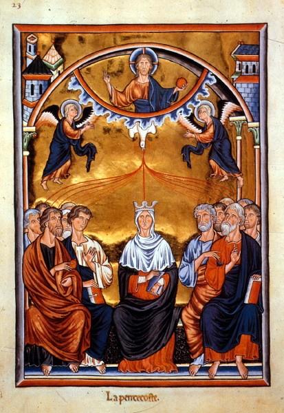 Hauptwerke Der Gotischen Buchmalerei Wikipedia