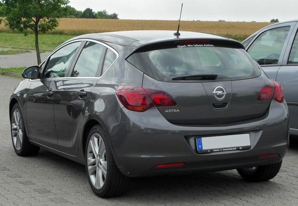 File:Opel Astra J rear 20100725.jpg - Wikipedia