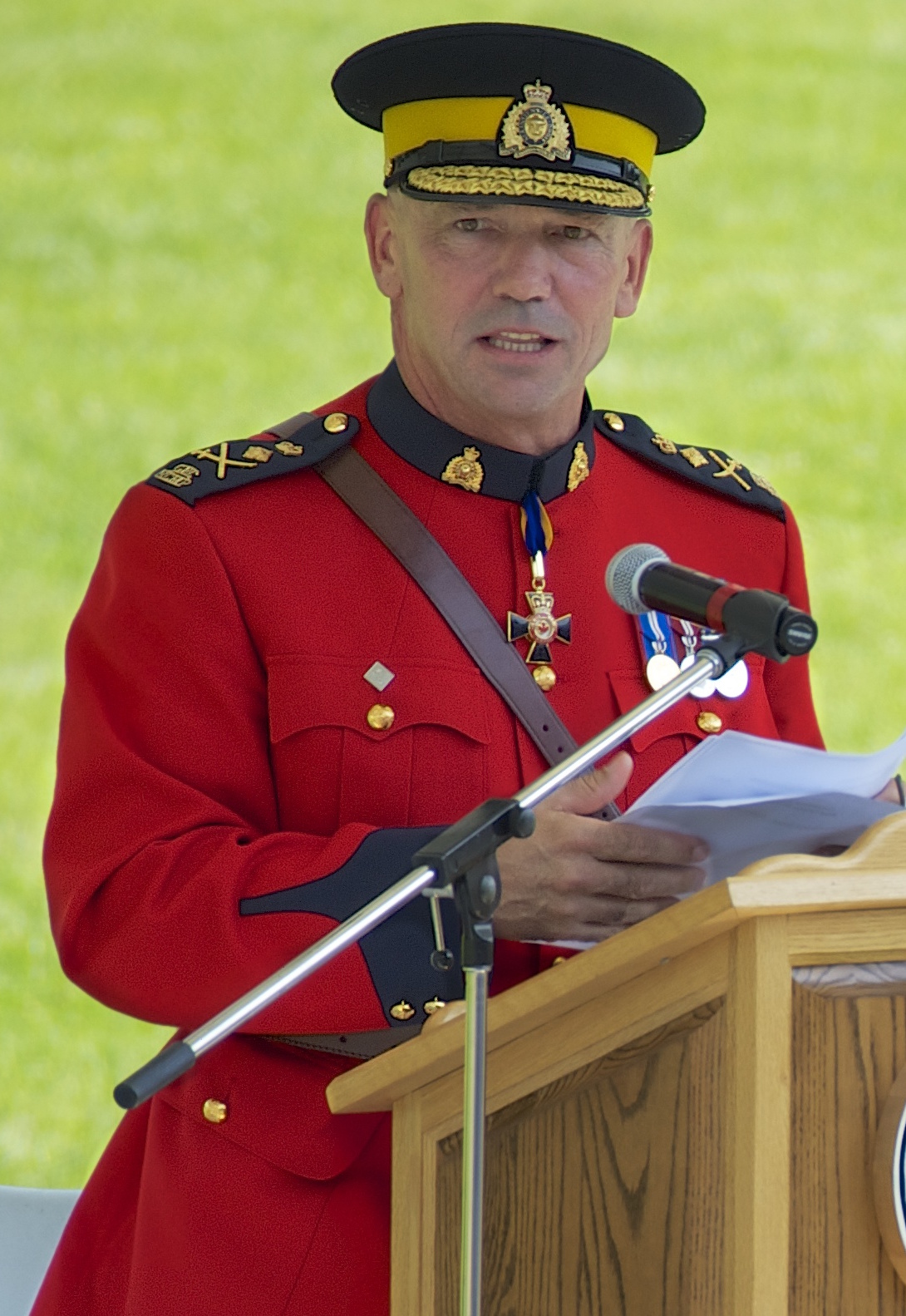 List Of Royal Canadian Mounted Police Commissioners
