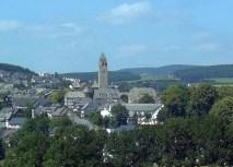 "Schmallenberg (with ""St. Alexander"" Catholic church)"