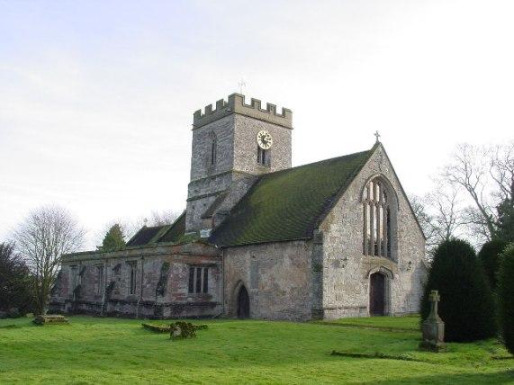 St Laurence's Church, Rowington