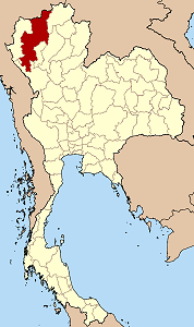 Chom Thong District, Chiang Mai Province