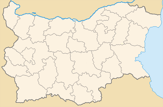 Bulgaria Provinces Map Blank.png
