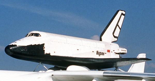 Buran spacecraft Wikipedia
