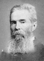 Photo of Herman Melville